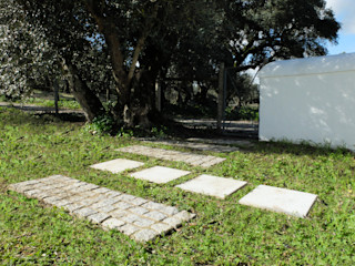 Jardim minimal Atelier Jardins do Sul Jardins minimalistas