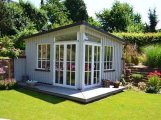 Garten Lounge Fang Interior Design Jardines de estilo moderno