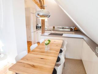Küche Fang Interior Design Cocinas de estilo moderno