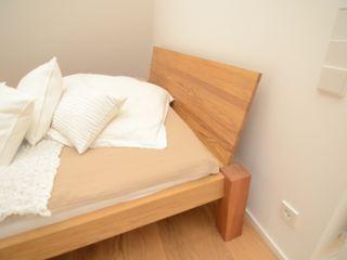 Schlafzimmer Fang Interior Design Dormitorios de estilo moderno