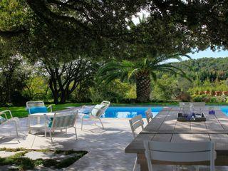 CONCEPTUELLES PAYSAGE ET DECORATION Minimalist style garden