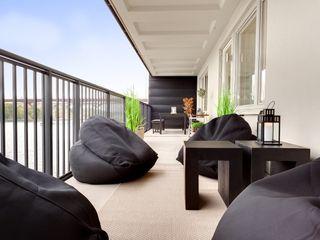 Casa de Valentina Balcones y terrazasAccesorios y decoración
