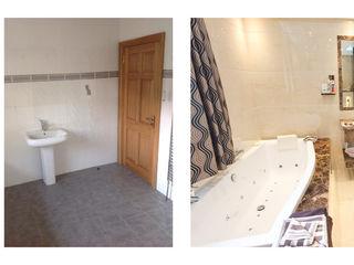 Luxury Marble Bathroom Banbridge Bathroom Centre Ванна кімната