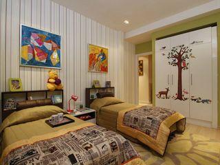 Tanish Dzignz Nursery/kid's room Multicolored