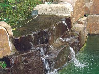 Schwimmteich dirlenbach - garten mit stil Garten im Landhausstil