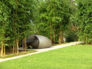 Wohngarten mit asiatischen Elementen dirlenbach - garten mit stil Asiatischer Garten