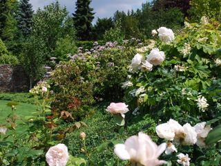 Landhausgarten dirlenbach - garten mit stil Garten im Landhausstil