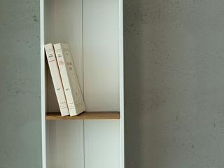Studio California Concrete LCDA Salones de estilo moderno Hormigón Gris