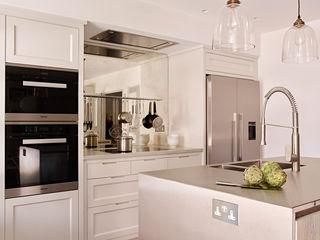 West Kensington Concrete LCDA CocinaEncimeras Gris