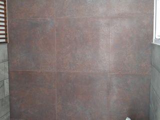 Hogar y Cerámica S.A. de C.V. Modern style bathrooms Ceramic Metallic/Silver