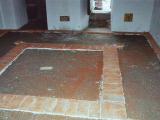 Marcello Gavioli Стіни & ПідлогиНастінні та підлогові покриття Вапняк Червоний