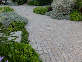 Jardim em meio rural Atelier Jardins do Sul Jardins ecléticos