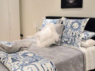 Loredana Vingelli Home Decor BedroomBeds & headboards Natural Fibre Black