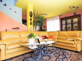 ATELEON Salon moderne Multicolore