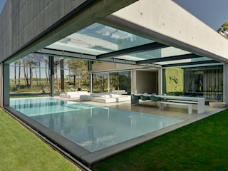 guedes cruz arquitectos Pool