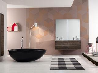Mastella Design BadkamerBadkuipen & douches Synthetisch Zwart