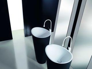 Mastella Design BadkamerWastafels Synthetisch Zwart