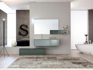 Mastella Design Moderne badkamers MDF Bruin