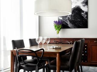 ANNA DUVAL Столовая комната в стиле модерн Серый