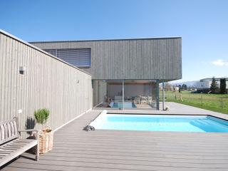schroetter-lenzi Architekten Modern pool