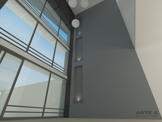 Arte 5 Remodelaciones Edificios de oficinas