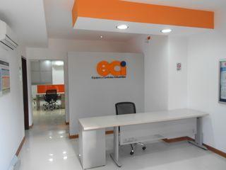 OFICINAS REGIONAL CALI ECI (EQUIPOS Y CONTROLES INDUSTRIALES) ARQUITECTONI-K Diseño + Construcción SAS