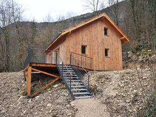 Empreinte Constructions bois Ev İçiAksesuarlar & Dekorasyon Ahşap