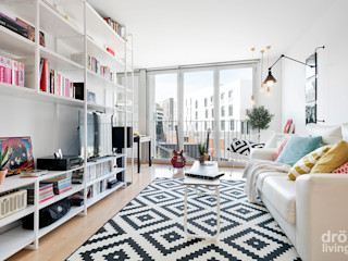 Dröm Living Salon moderne