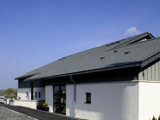Ashwater Village Hall Trewin Design Architects Lieux d'événements modernes
