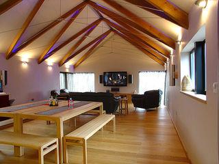 Recording Studio Trewin Design Architects Espaces commerciaux modernes