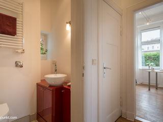 Home Staging einer Eigentumswohnung MK ImmoPromotion Moderne Badezimmer