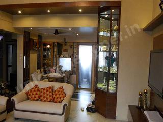 Mr. Patkar UNIQUE DESIGNERS & ARCHITECTS Modern dining room