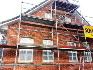 Klinker und alte Ziegelsanierung Schneider Fassadenreinigung