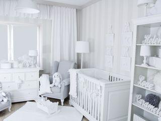 Caramella 嬰兒/兒童房床具與床鋪 MDF White