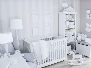 Caramella 嬰兒/兒童房裝飾品 木頭 White