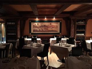 LF24 Arquitectura Interiorismo Gastronomie rustique Bois Effet bois