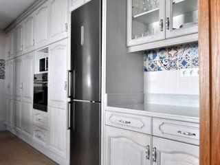 MUDEYBA S.L. KitchenStorage Solid Wood Blue