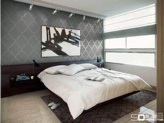 Visualizaciones 3ds - Residenciales 5D Proyectos