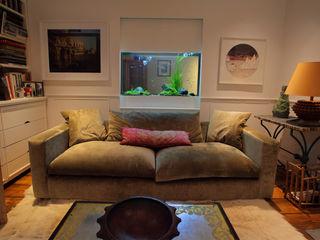 Sherlock House Aquarium Architecture Living room