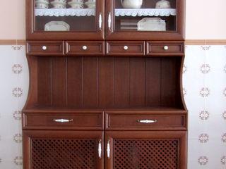 MUDEYBA S.L. KitchenStorage Solid Wood Brown