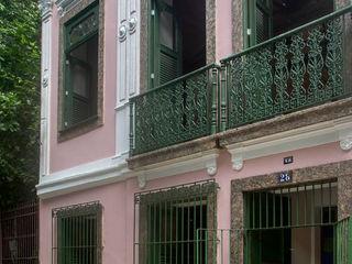 Carlos Salles Arquitetura e Interiores Ausgefallene Häuser