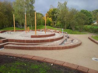 Überregionaler Wasser – Erlebnisspielplatz in Contwig (GER) Planungsbüro STEFAN LAPORT Landhaus Ladenflächen