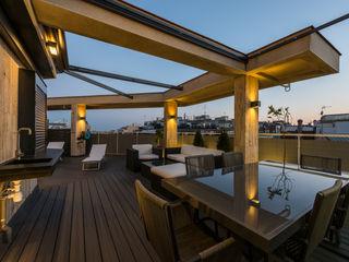 Standal Varandas, alpendres e terraços modernos