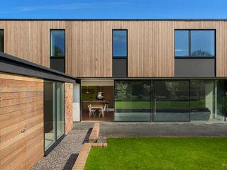 Woodgarth Martin Gardner Photography Modern Houses