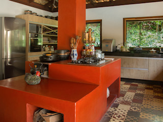 CAMILA FERREIRA ARQUITETURA E INTERIORES Kitchen