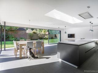 Richmond House Martin Gardner Photography Modern Kitchen