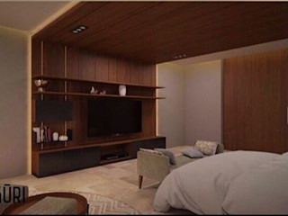 Vau Studio Classic style bedroom