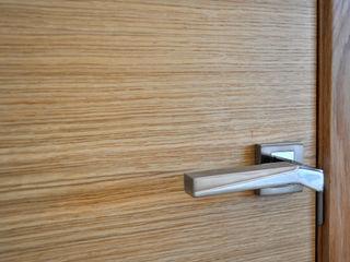 MUDEYBA S.L. Windows & doors Doorknobs & accessories Wood Grey