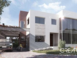 Creatura Renders Modern Houses
