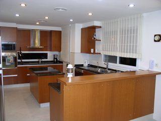 Family Houses Kitchen